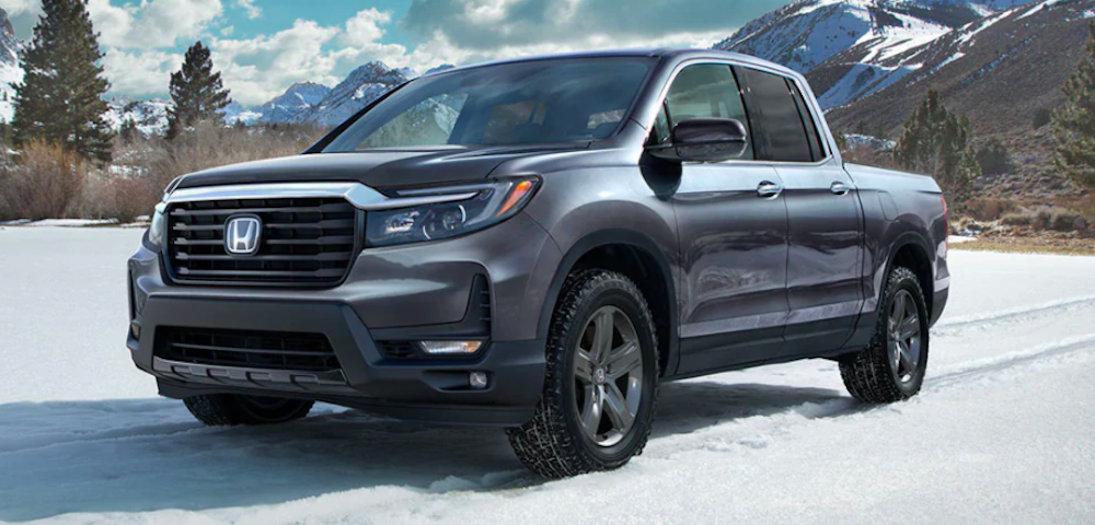 What's New in the Redesigned Honda Ridgeline?