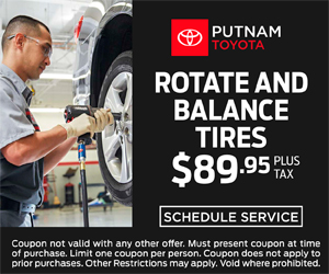 Tire Rotations Special