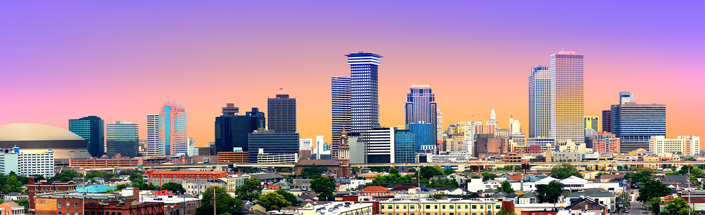 History of New Orleans
