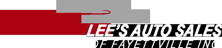 lee's auto sales of fayetteville inc logo