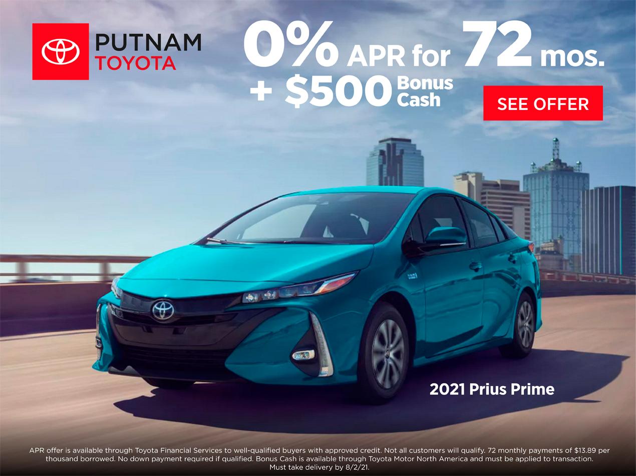 APR | Prius Prime