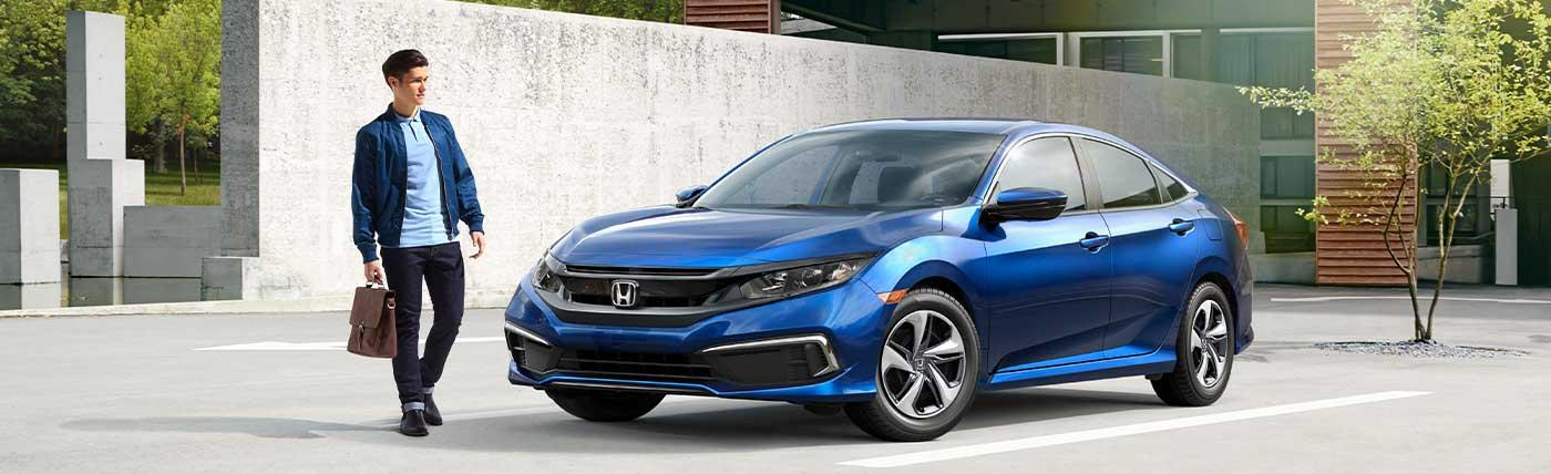 Shop the 2020 Honda Civic At Yuma Honda In Yuma, Arizona