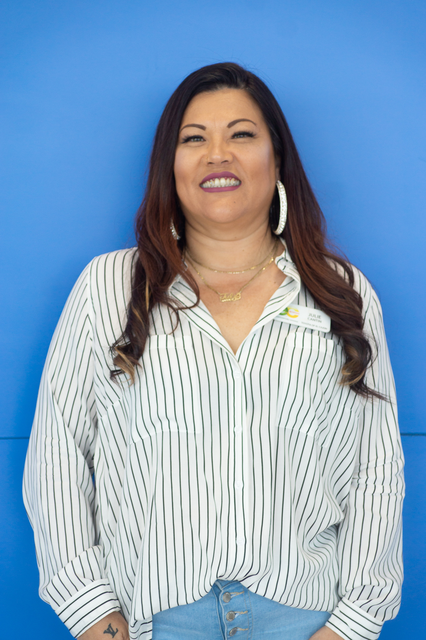 Julie Cantin Bio Image