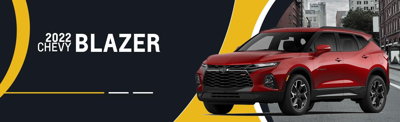2022 Chevrolet Blazer