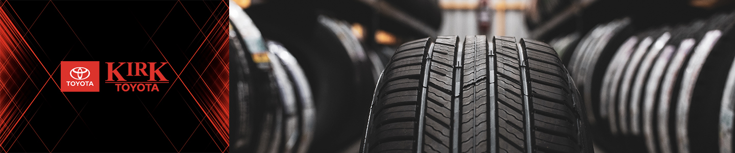 Tires for sale banner