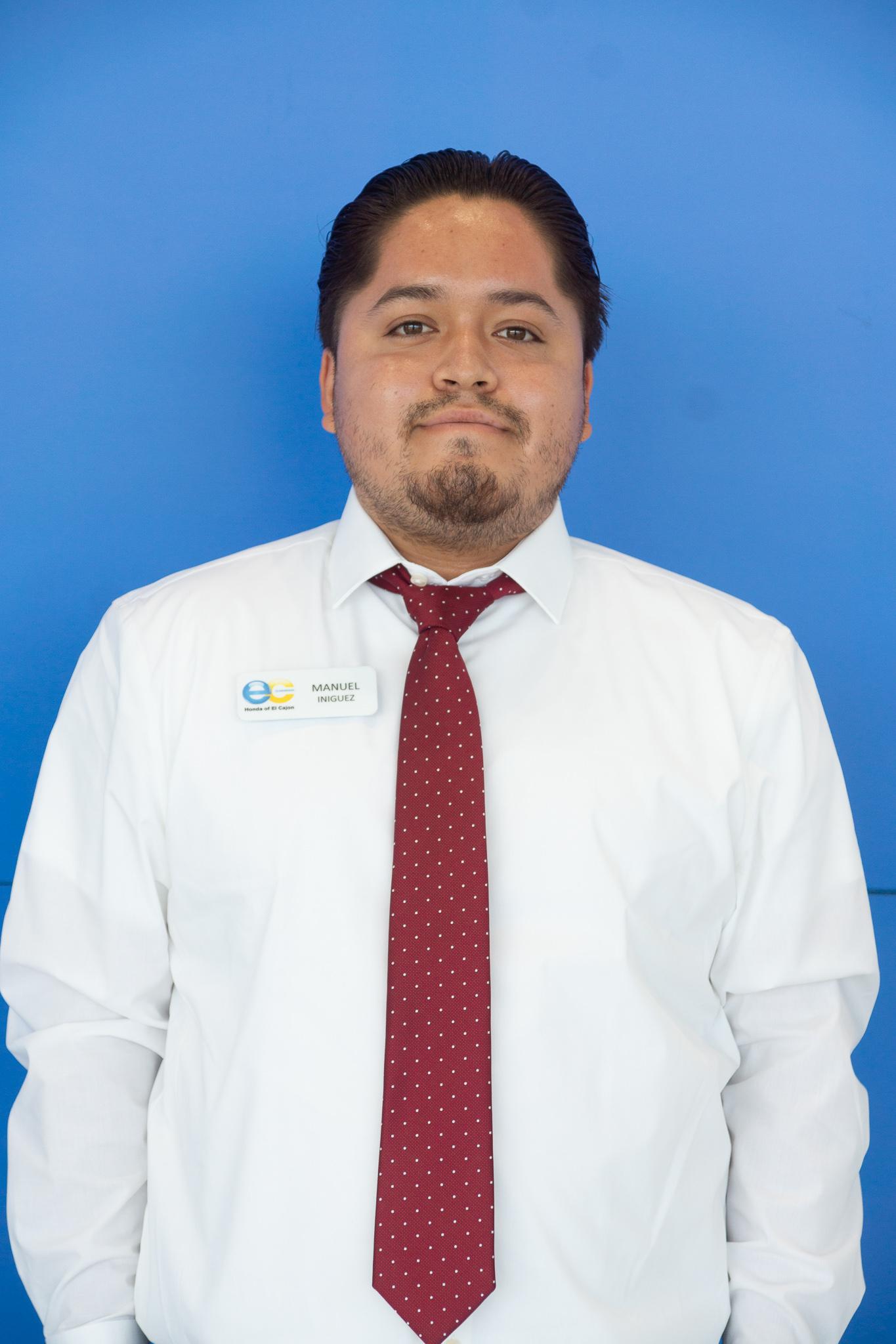 Manuel Iniguez Bio Image