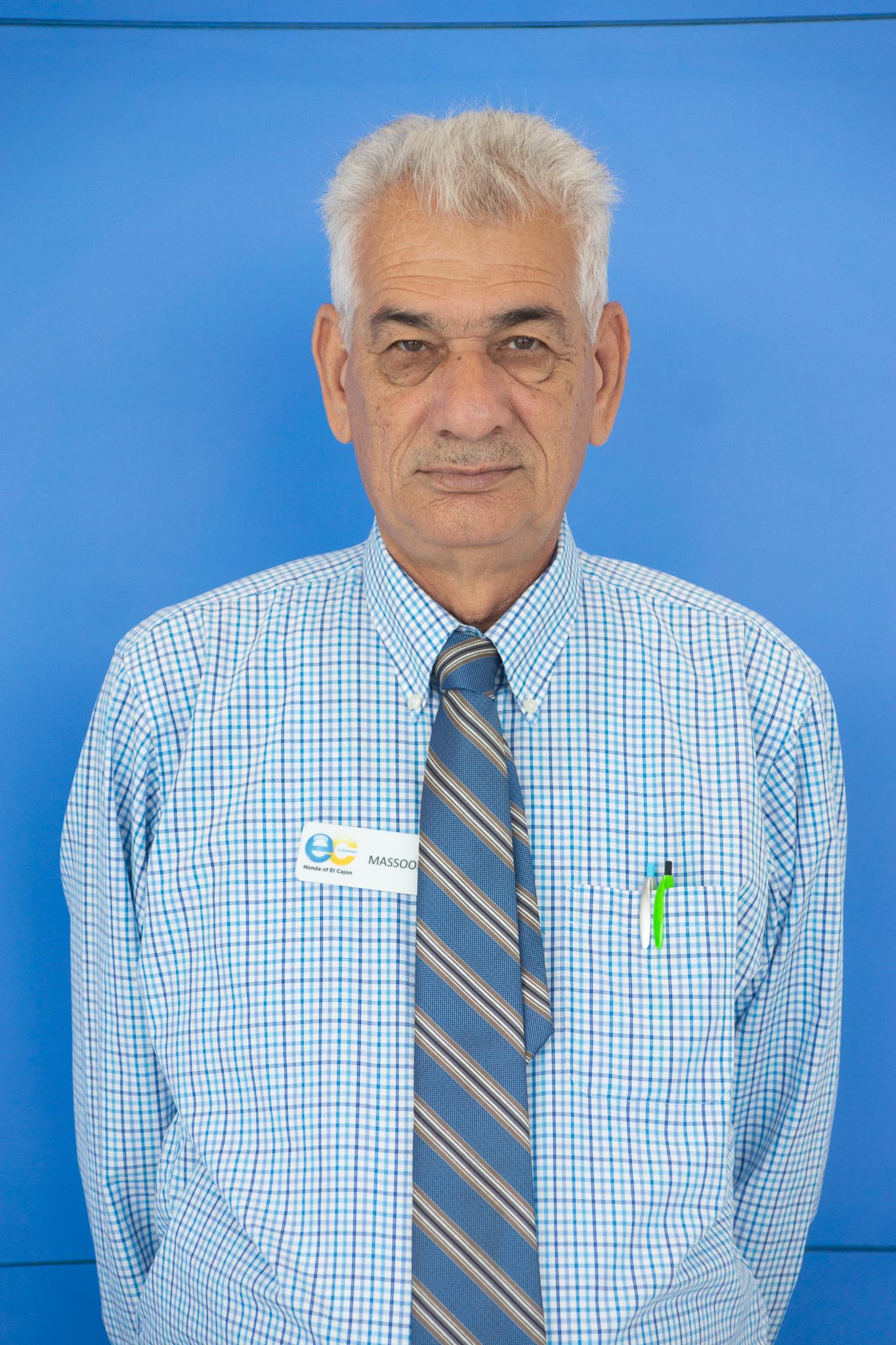 Massood Yaghoobimanesh Bio Image