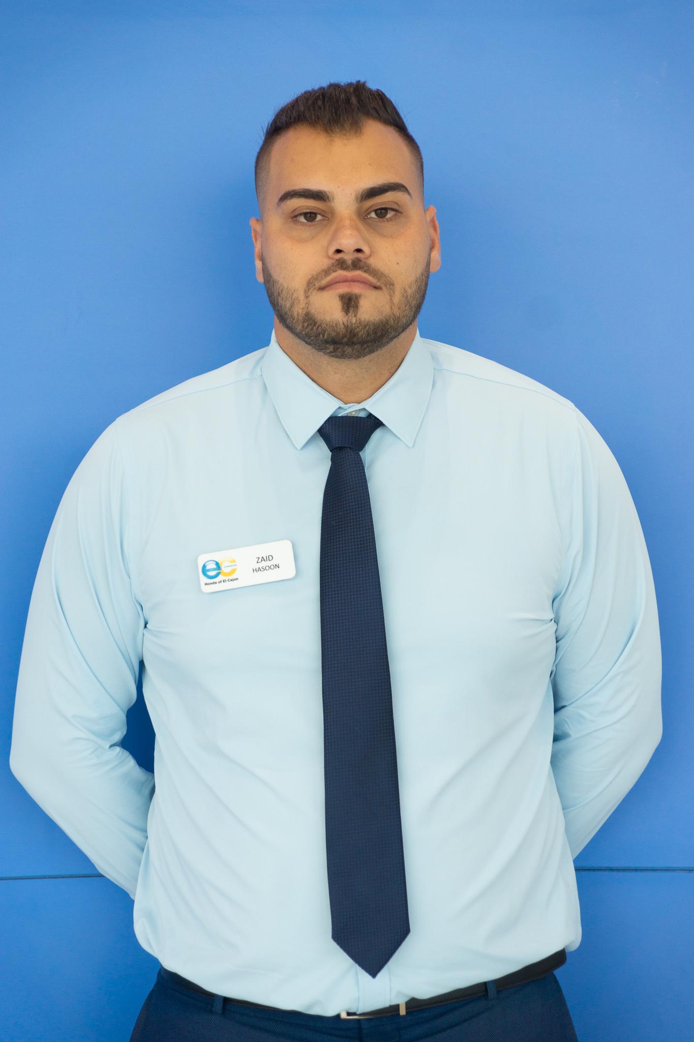 Zaid Hasoon Bio Image