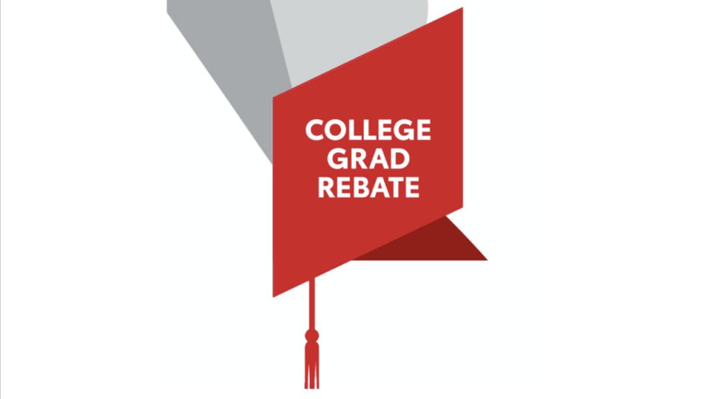$500 College Grad Rebate