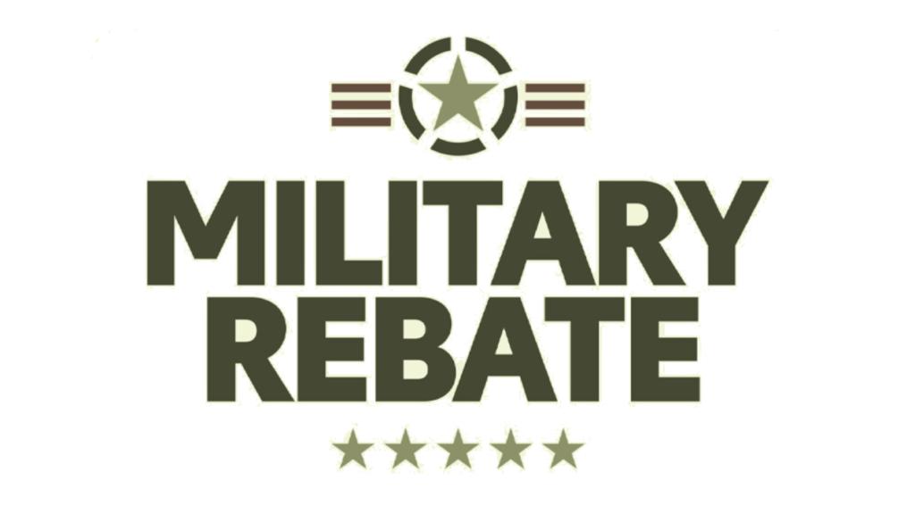 $500 Military Rebate