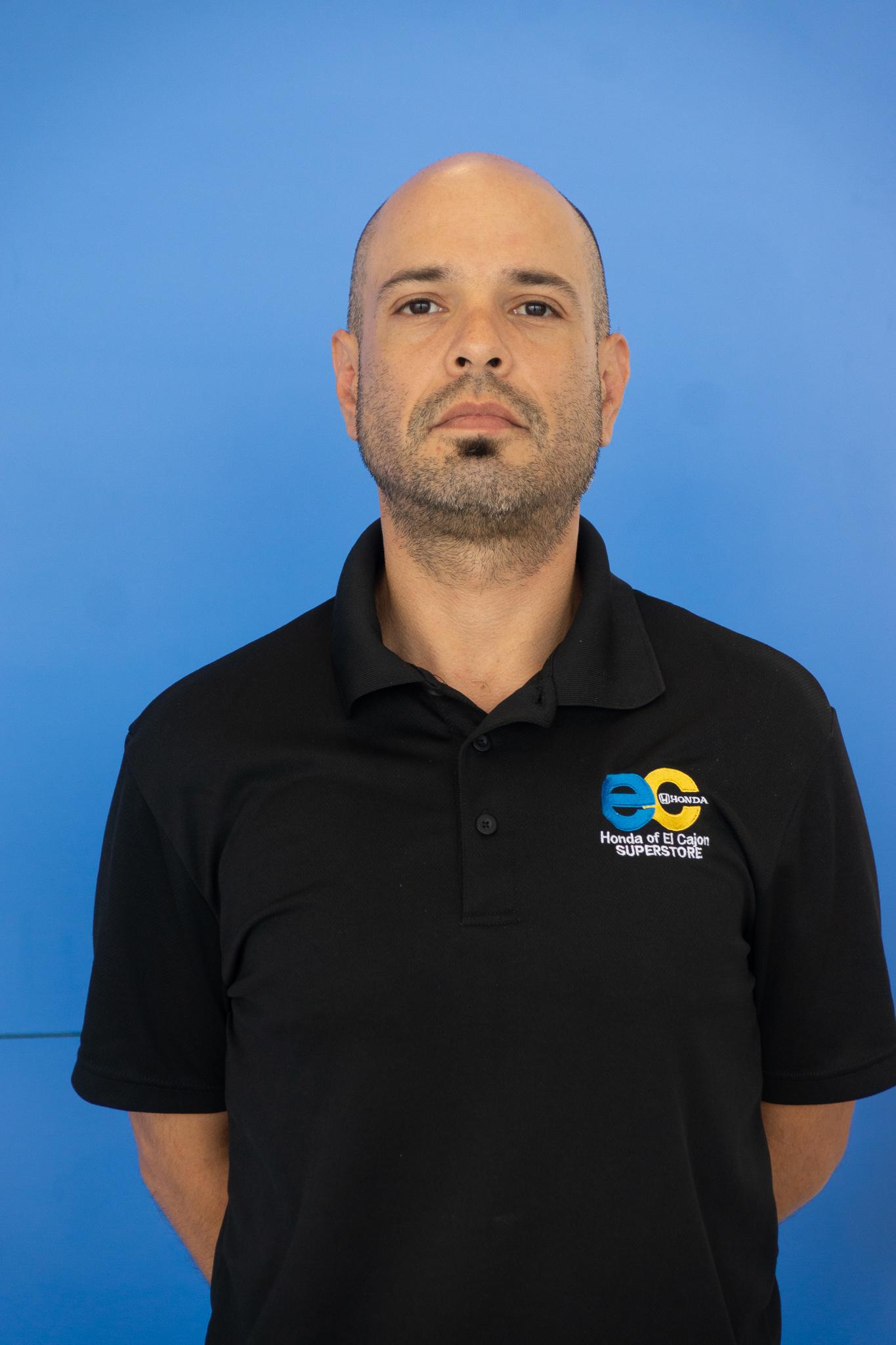 Julio Monarrez Bio Image