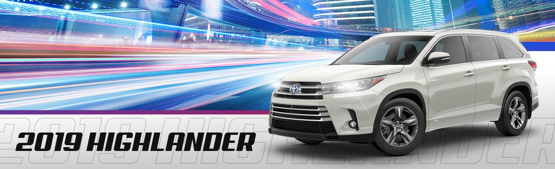 2019 Toyota Highlander Models For Sale In Houma, LA Near Morgan City