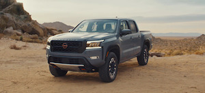 What You Need to Know about the 2022 Nissan Frontier