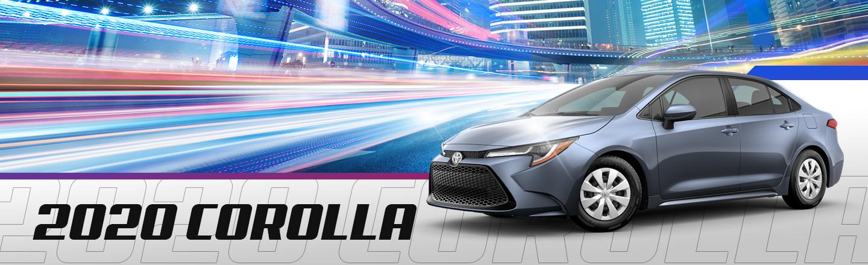 Snag A Versatile 2020 Toyota Corolla In Houma, LA Near Morgan City