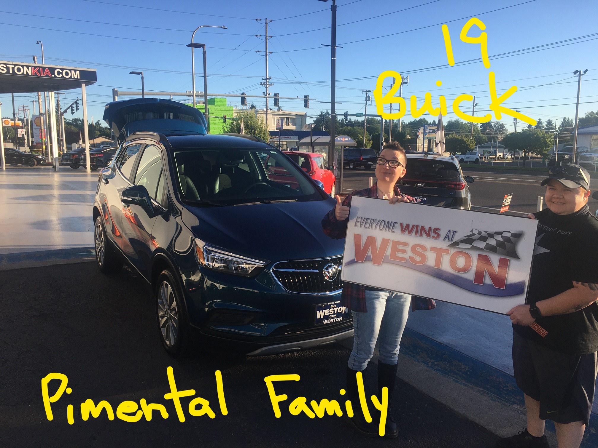 19 Buick Pimental Family