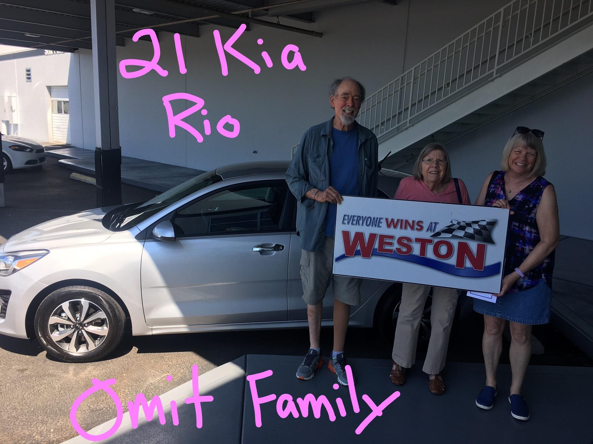 21 Kia Rio Omit Family