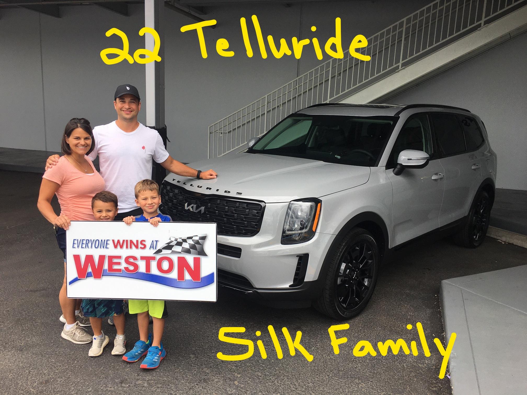 22 Telluride Silk Family