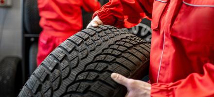 Tire Mounting and Balancing
