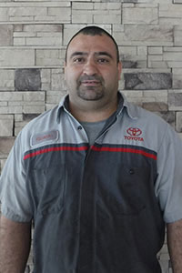 Ricardo Garza Bio Image