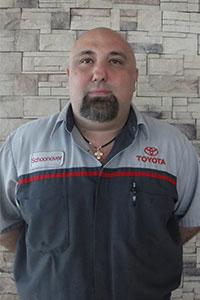 Michael Schoonover Bio Image