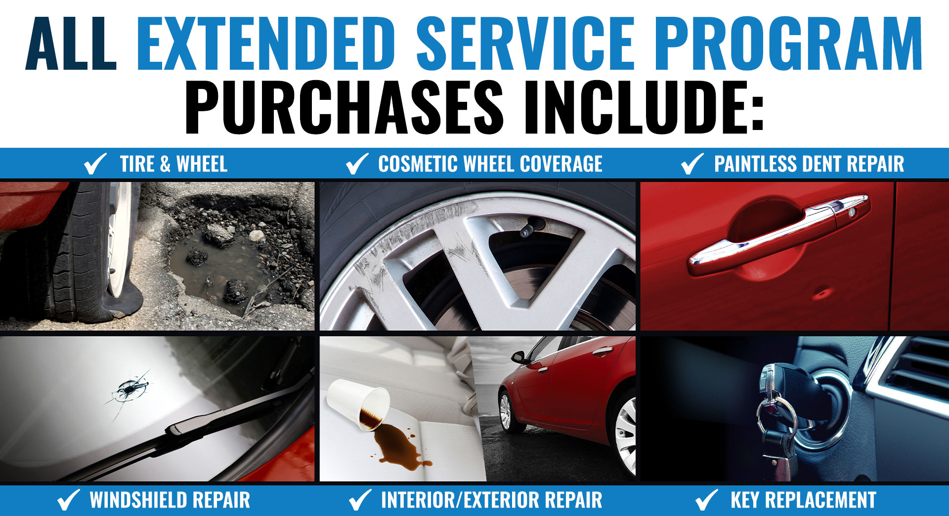 All extended service program