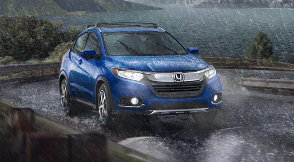 2022 Honda HR-V Trim Comparison