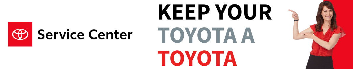 Keep Your Toyota a Toyota
