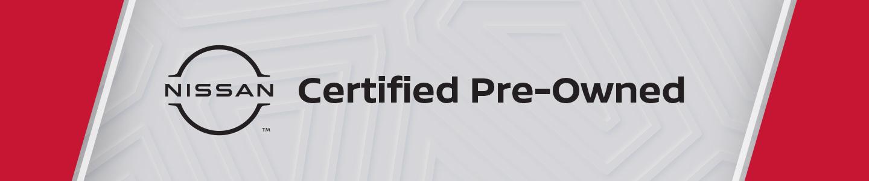 Nissan Certified Pre-Owned Program