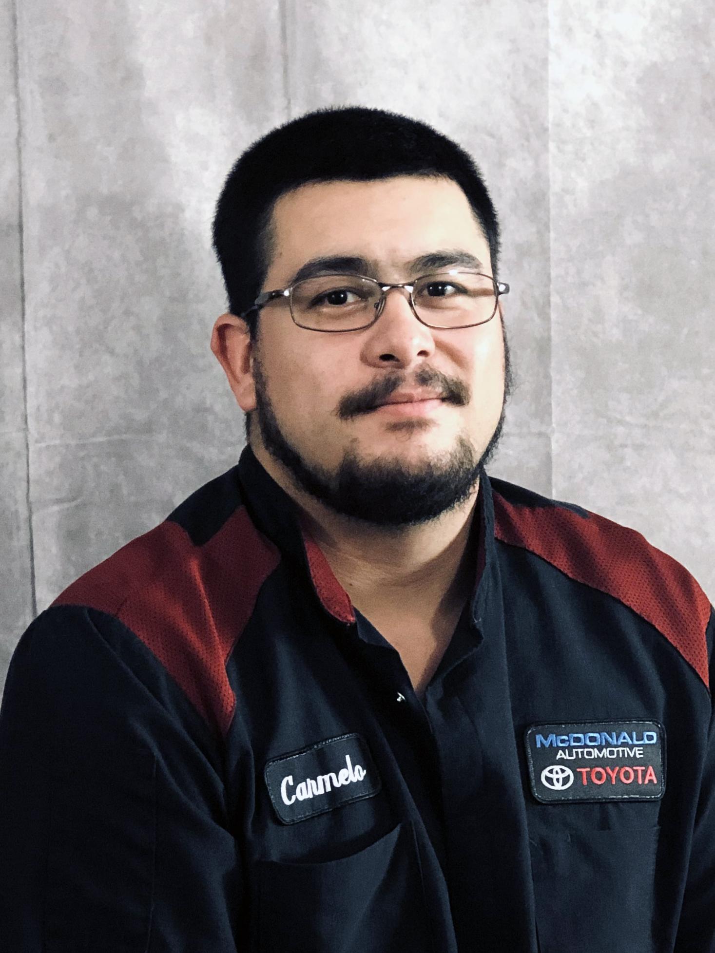 Carmelo Jaimes Bio Image