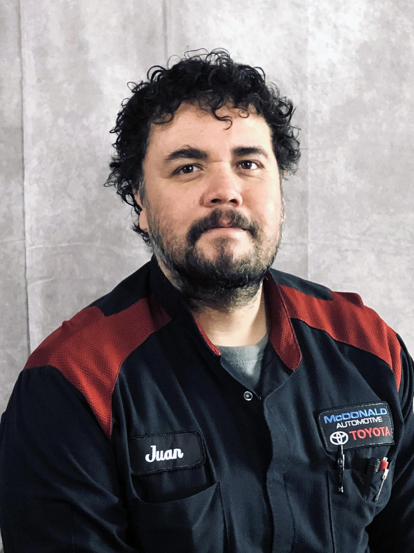 Juan Maciel-Jimenez Bio Image