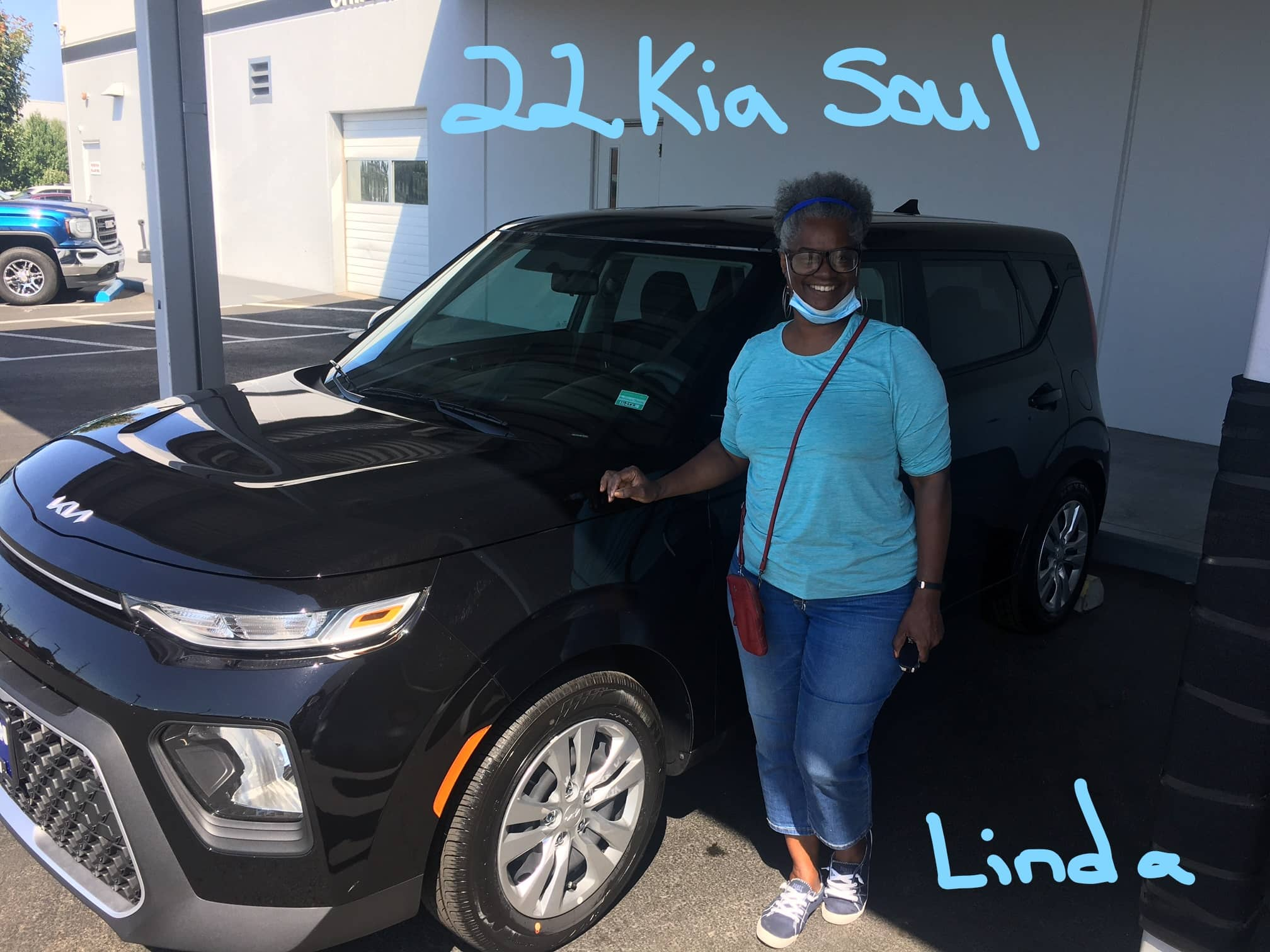 22 Kia Soul Linda