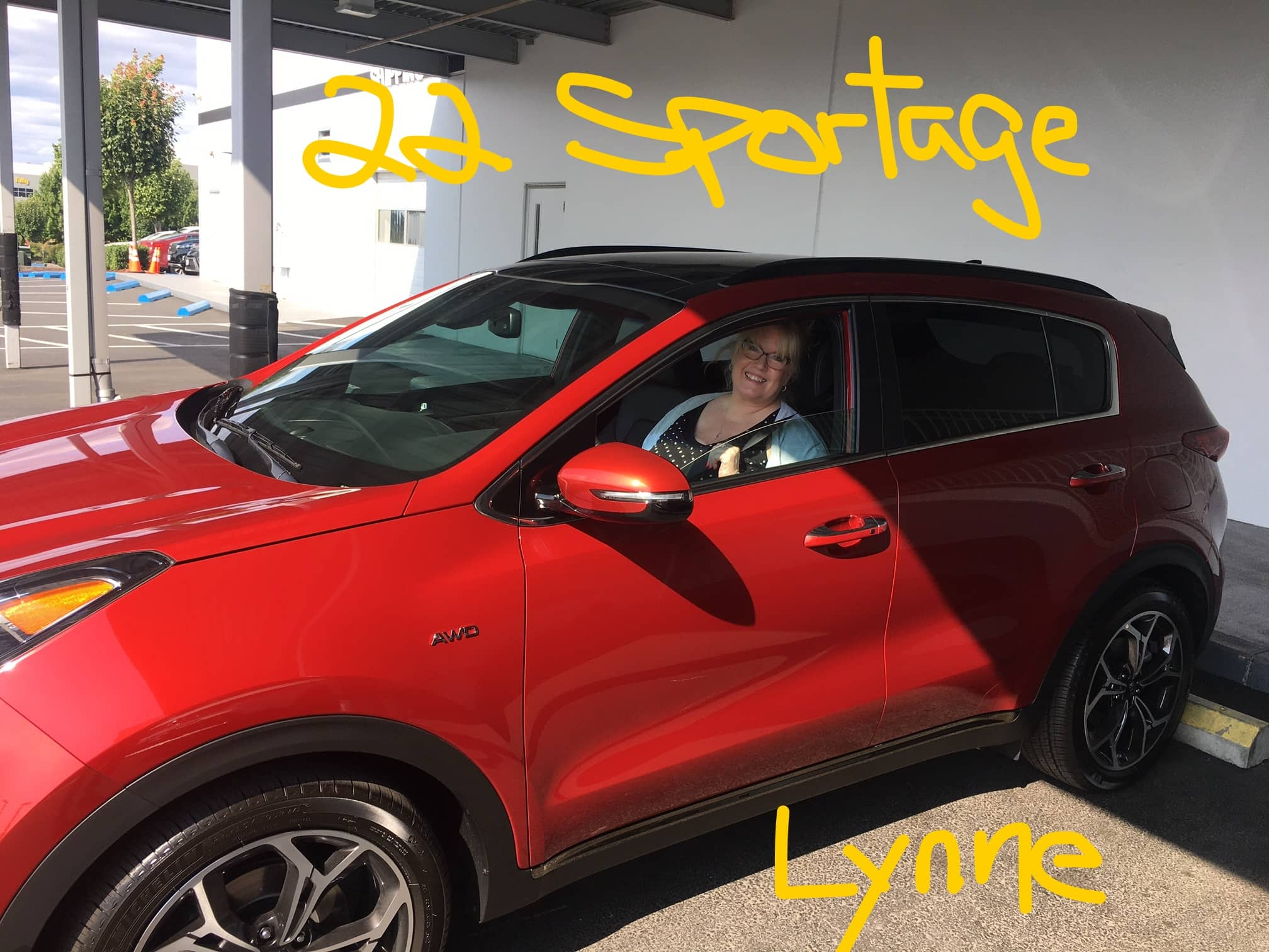22 Sportage Lynne