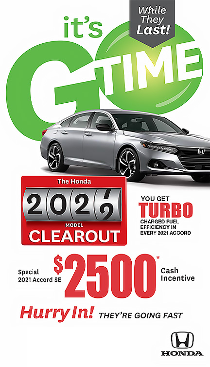2021 Model Clear out | 2022 Civic Launch 4