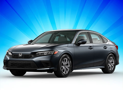 2022 Honda Civic Sedan Special APR
