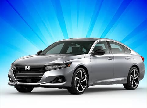 2021 Honda Accord Sport Sedan FWD 4CYL CVT