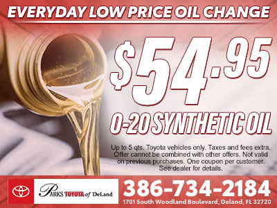 0-20 Synthetic Oil