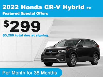 CR-V Hybrid Lease