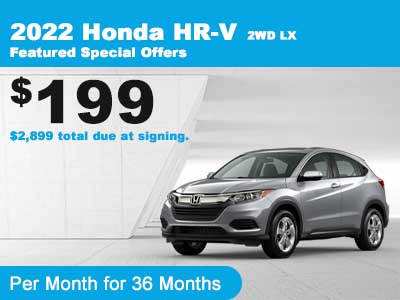 HRV 2WD Lease