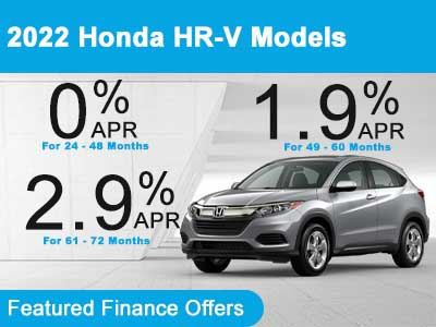 2022 Honda HR-V Models-56854