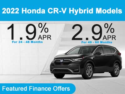 2022 Honda CR-V Hybrid Models-56856