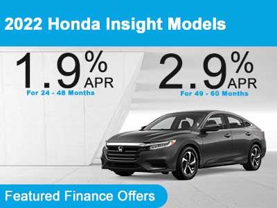 2021 Insight Finance Offer
