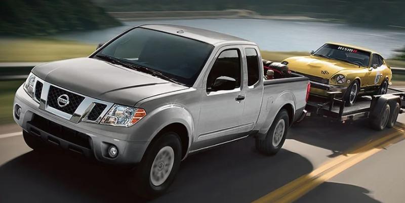 2021 Nissan Frontier S