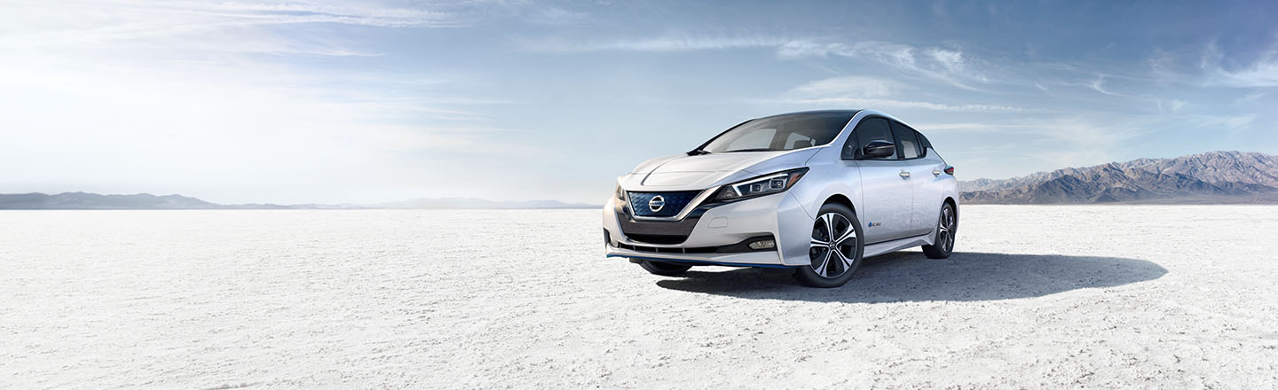 Discover The 2020 Nissan LEAF Electric Hatchback In Paris, Texas
