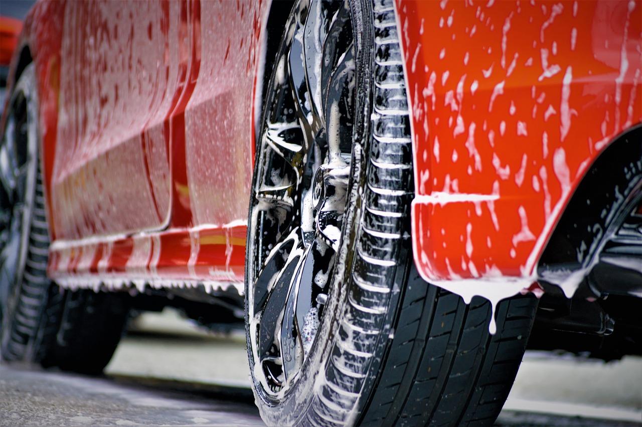 Complimentary Car Wash