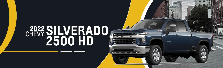 2022 Chevrolet Silverado 2500 HD