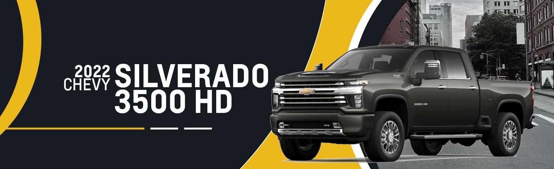 2022 Chevrolet Silverado 3500 HD