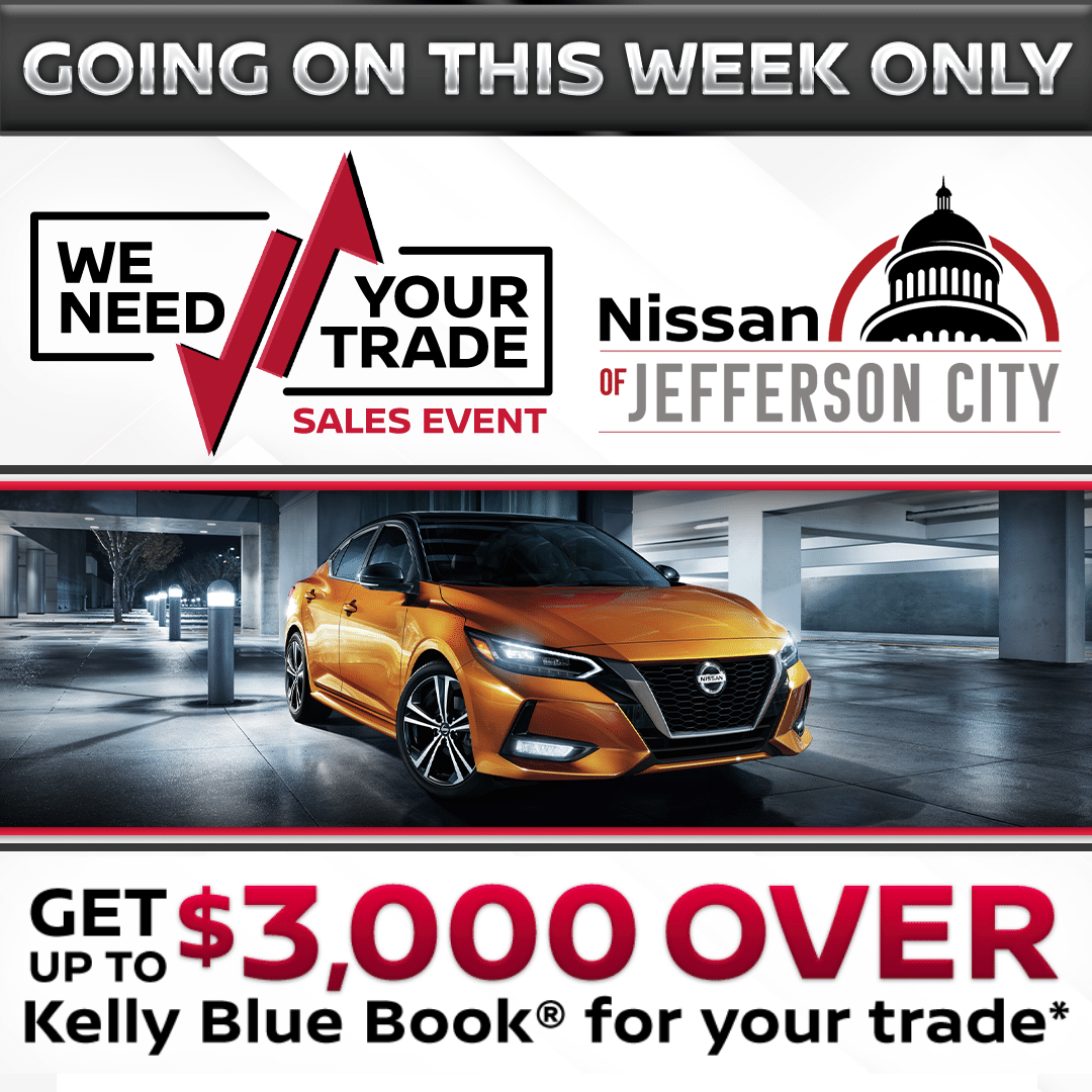 We Need Your Trade Sales Event in Jefferson City, MO