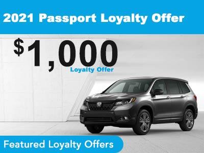 2021 Passport Loyalty