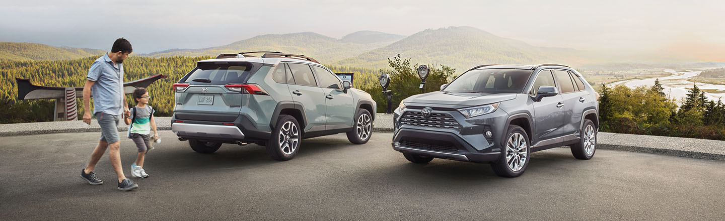 Discover The New 2020 Toyota RAV4 SUV In The Dalles, OR