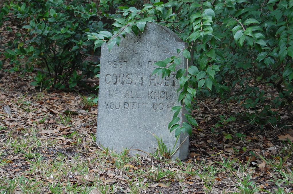 florida gravestone